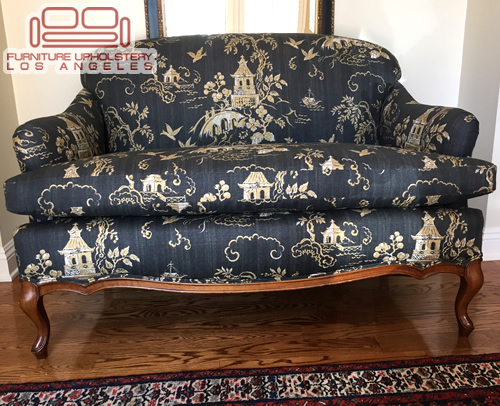 Antique Loveseat Los Angeles