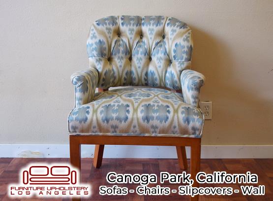 canoga park upholstery service