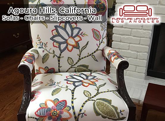 custom upholstery agoura hills california