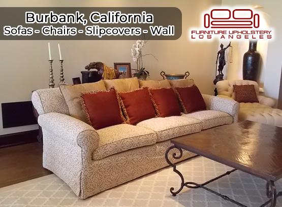 custom upholstery burbank california