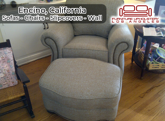 custom upholstery encino california
