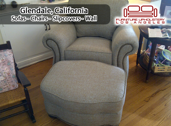 custom upholstery glendale california
