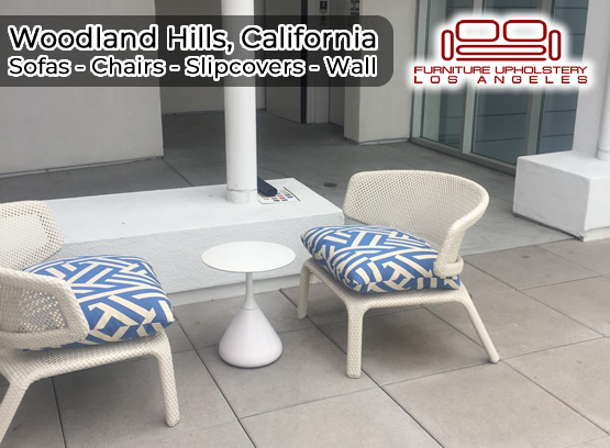 custom upholstery woodland hills california