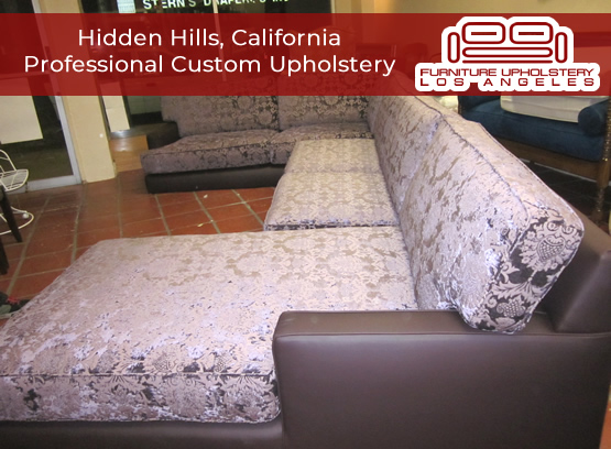 hidden hills custom upholstery