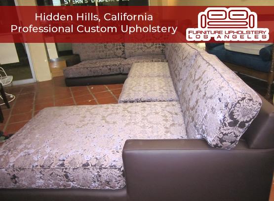 hidden hills custom upholstery
