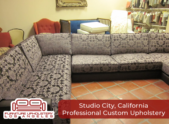 professional upholstery in studio city california