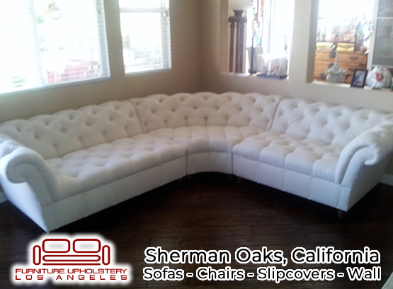 sherman oaks upholstery service