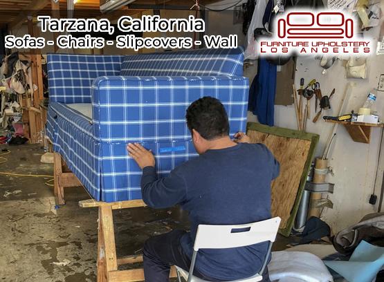 tarzana california custom upholstery