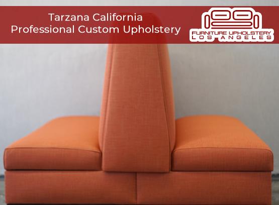 tarzana california upholstery services